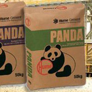 Hume-panda-cement